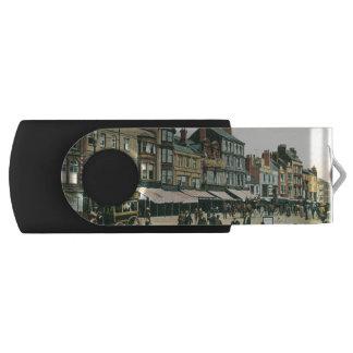 Prince Street, Bridlington (1900) USB Flash Drive