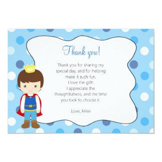 Prince  Thank You Card