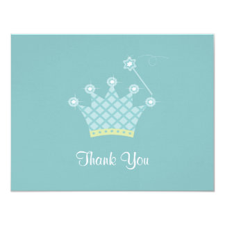 Prince Thank You Note Card