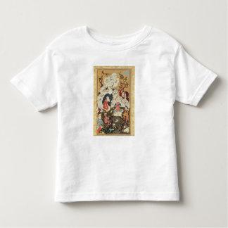 Prince visiting an Ascetic Toddler T-shirt