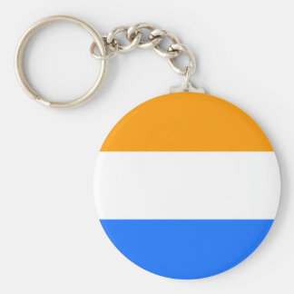 Prince's Flag Basic Round Button Keychain