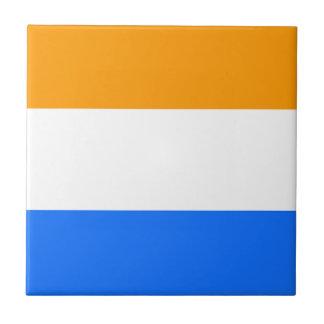 Prince's Flag Ceramic Tile