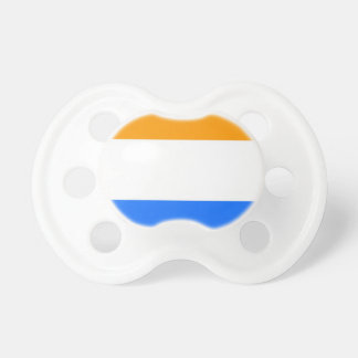 Prince's Flag Pacifier