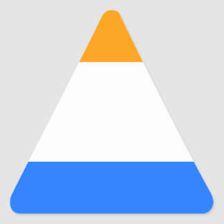 Prince's Flag Triangle Sticker