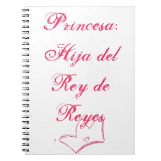 Princesa Notebook