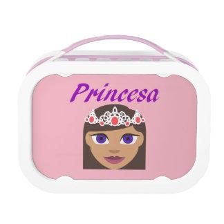 Princesa (Princess) Lunch Box