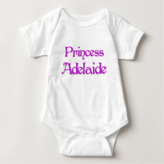 Princess Adelaide Baby Bodysuit
