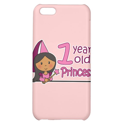 Princess Age 1 Cover For iPhone 5C