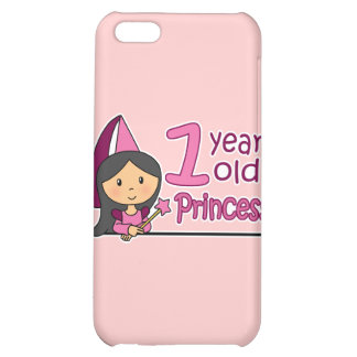 Princess Age 1 Case For iPhone 5C