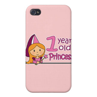 Princess Age 1 Cover For iPhone 4