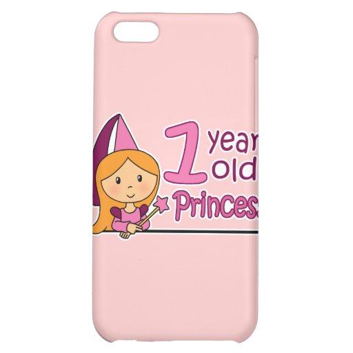Princess Age 1 iPhone 5C Cases