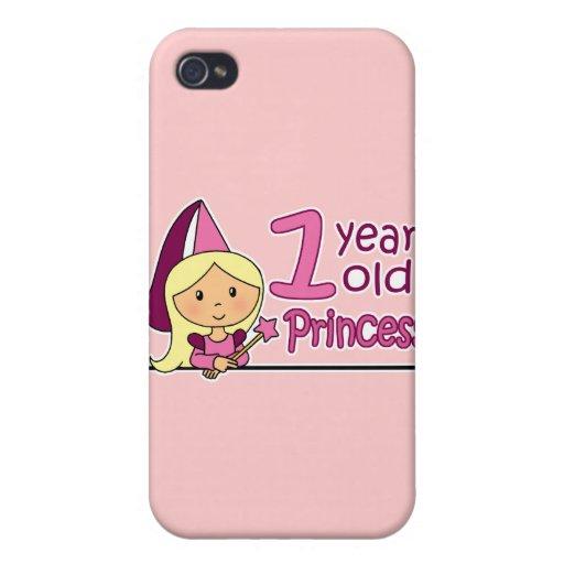 Princess Age 1 iPhone 4/4S Case