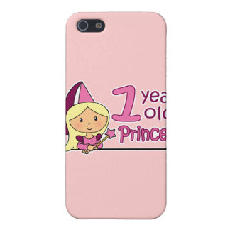 Princess Age 1 Cases For iPhone 5