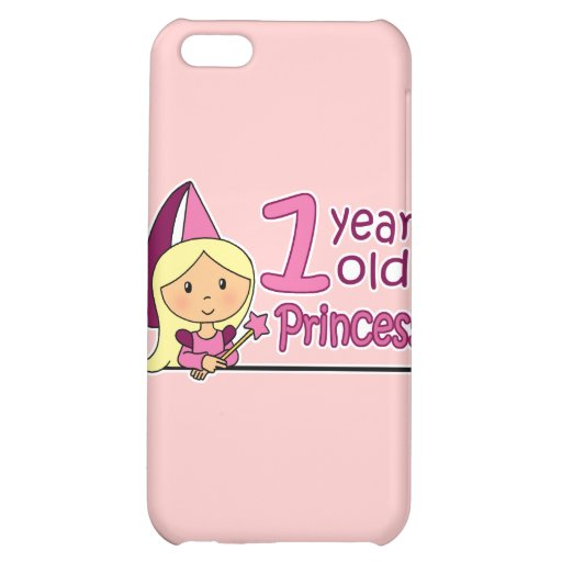 Princess Age 1 iPhone 5C Cover