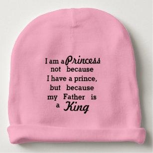 Princess and King Baby Beanie e0d0c7210c2a