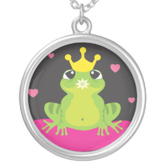 Princess and the Frog Necklace