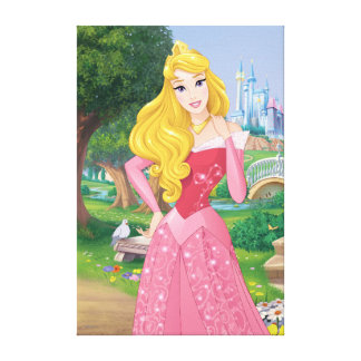 Princess Aurora Canvas Print