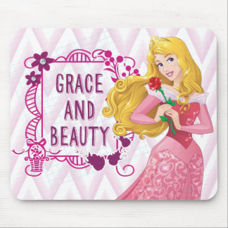 Princess Aurora Mouse Pad