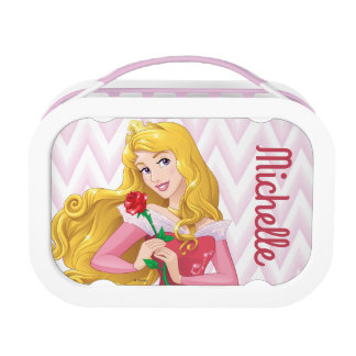 Princess Aurora - Personalized Lunch Box
