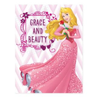Princess Aurora Postcard