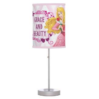 Princess Aurora Table Lamp