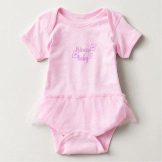 princess baby baby bodysuit