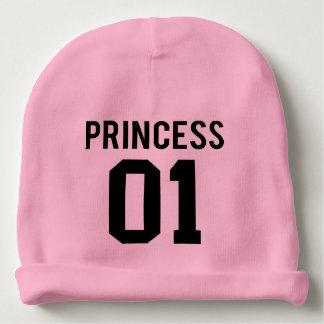 princess baby beanie