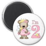 Princess Bear 2nd Birthday