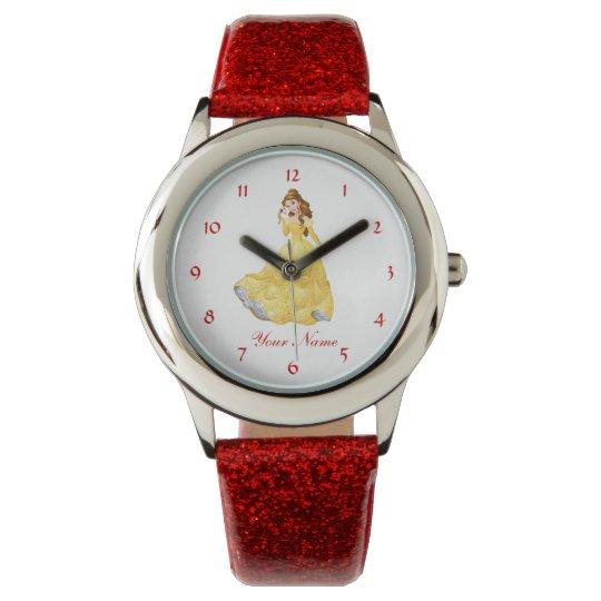 Princess Belle Wristwatches