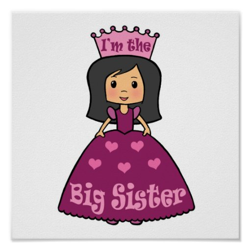 Princess Big Sister Poster