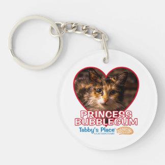 "Princess Bubblegum - 2"" Keychain"