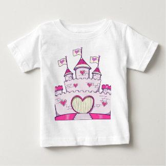 Princess castle baby T-Shirt