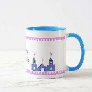 Princess Castle Mug