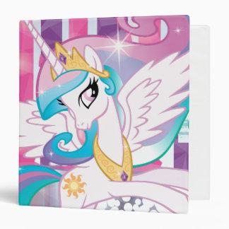 Princess Celestia Vinyl Binders