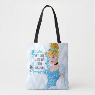 Princess Cinderella 3 Tote Bag