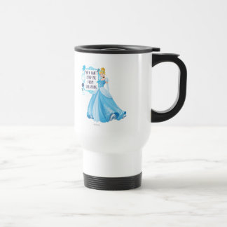 Princess Cinderella Travel Mug
