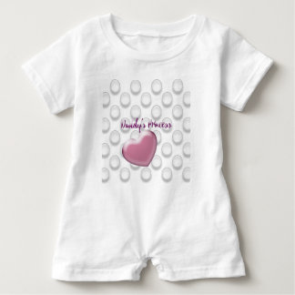 Princess Collection Baby Romper