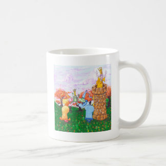 Princess Cows and the Frog Coffee Mug