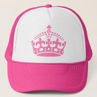 princess,crown trucker hat