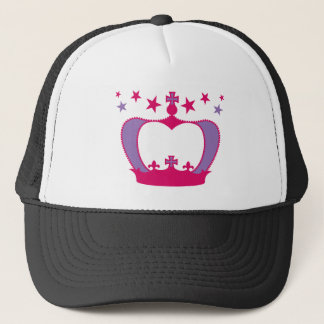Princess Crown Trucker Hat