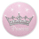 Princess Custom Pink Knobs for Furniture, Cabinets