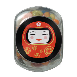 Princess Daruma Doll