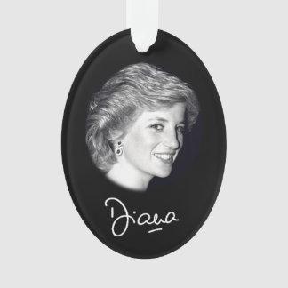 Princess Diana Ornament