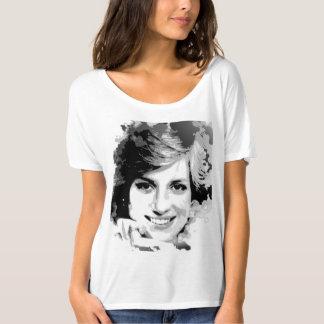 Princess Diana Simple Art Design T-Shirt