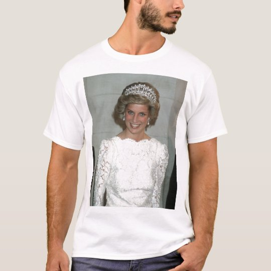 Princess Diana Washington 1985 T-Shirt