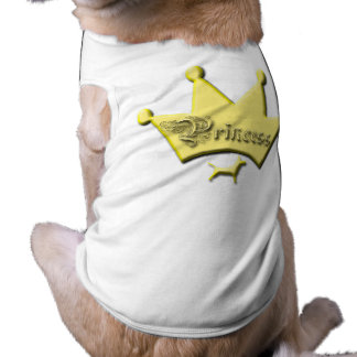 Princess Doggie T Shirt