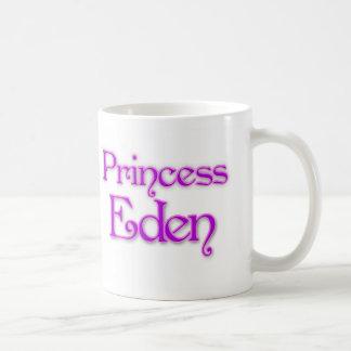 Princess Eden Coffee Mugs