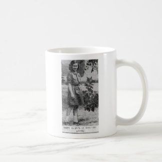 Princess Elizabeth 1943 Coffee Mug