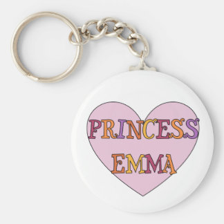 Princess Emma Keychain