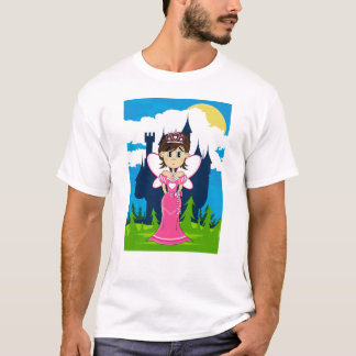 Princess & Enchanted Castle T-Shirt